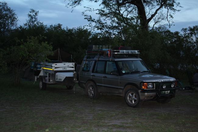 Mudumu Kamp 2