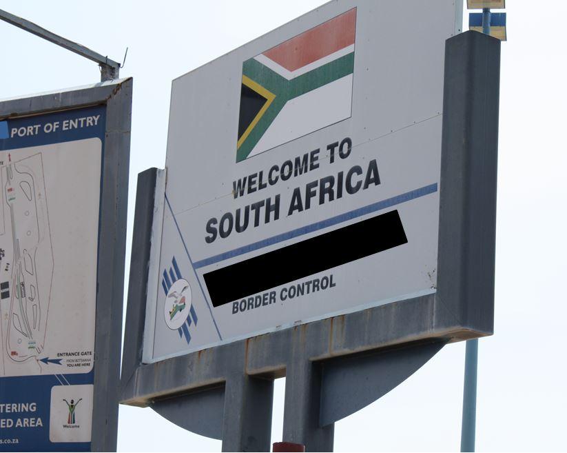 Africa's Border Posts (4)