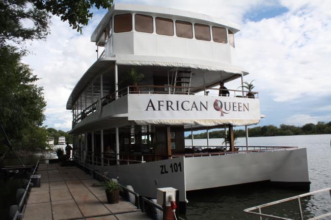 African Queen (3/1/2017)