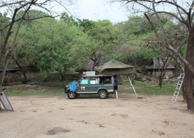 Brodge Camp Zambia