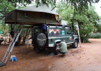 Camp Itumelo, Palapye - Botswana