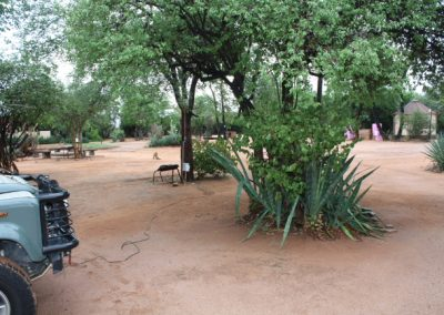 Camp Itumelo