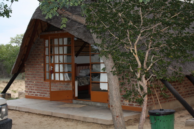 Khama Rhino Sancturary - Chalet