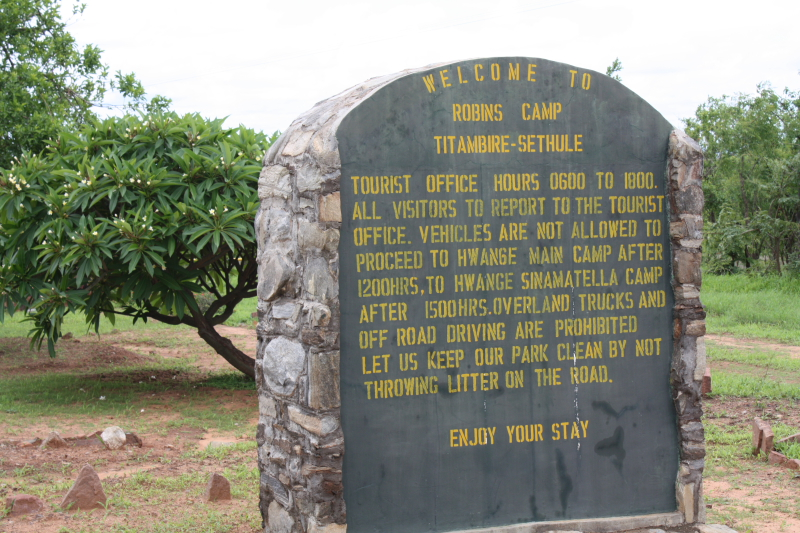 Robins Camp