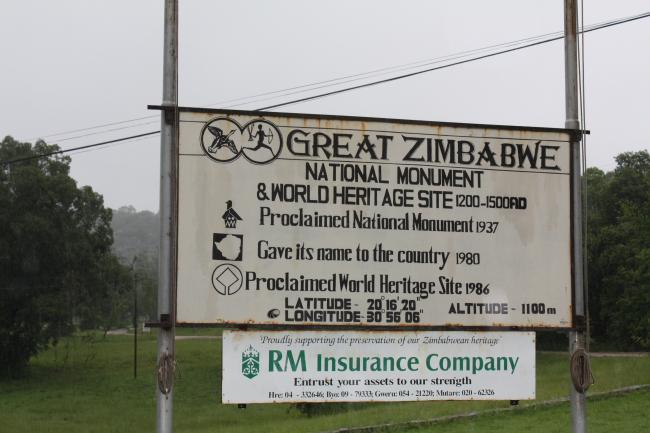 Zimbabwe Ruins