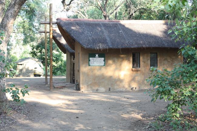 Mazhou Camp