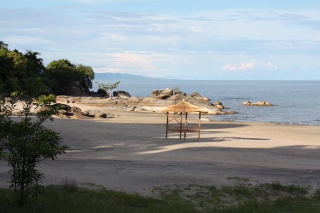 Makuze Beach