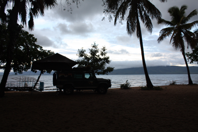 Palm Beach – Lake Malawi – 18 Desember 2015