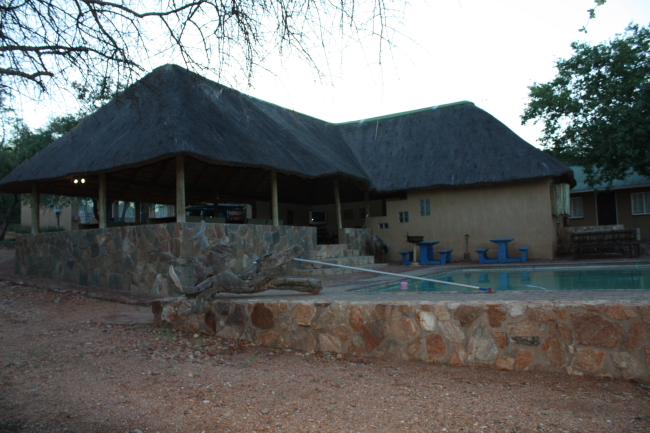 Magorgor Safari Lodge