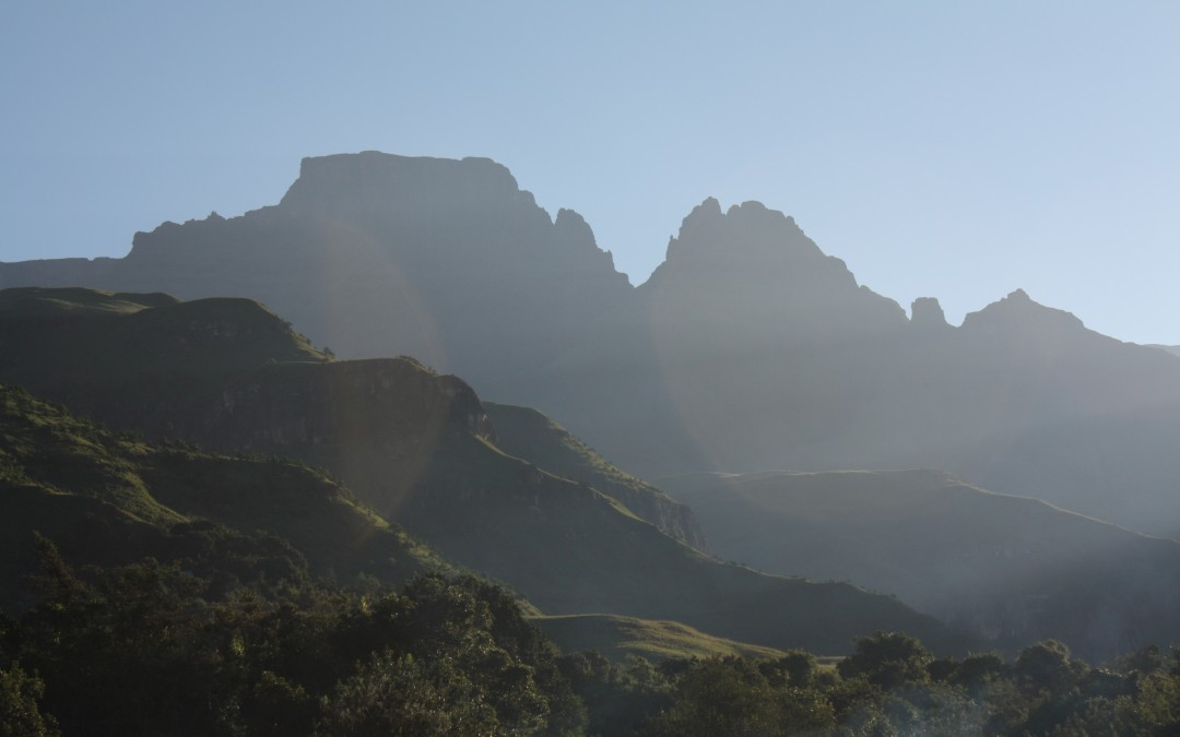 Monks Cowl – Northern Drakensberg