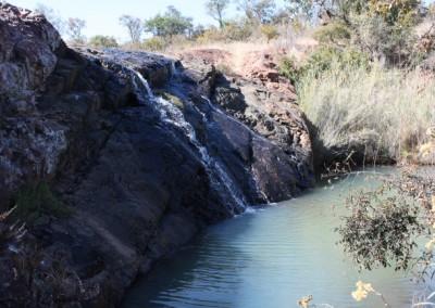 Pool in mountain stream 3