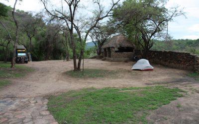 MALAWI 2016 – Day 6 – Monday 19/12/2016: Camp Eureka to Bridge Camp