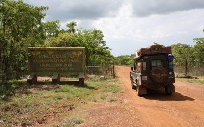 MALAWI 2016 – Days 8 to 10 – Wednesday 21/12/2016 to Friday 23/12/2016: Chipata (Zambia) to Kasungu National Park (Malawi)