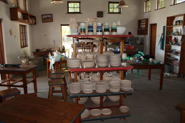 Nkhotakota Potteries – Lake Malawi (28 – 30 Dec 2016)