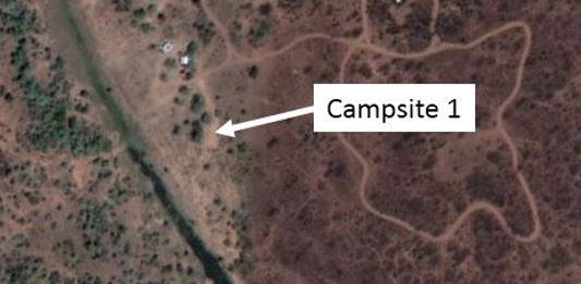 Botswana/Caprivi Roete