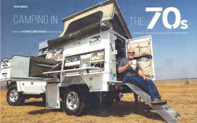 Dagga Boy – 70 Series Toyota Land Cruiser